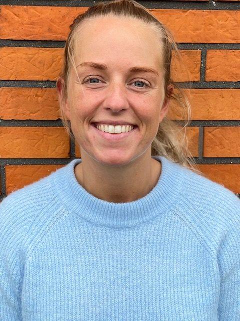 Camilla Skøt, vikar, pædagogstuderende
